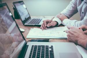 interact online marketing brand