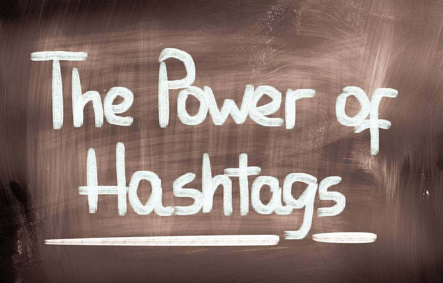 iNteract Online Marketing hashtags